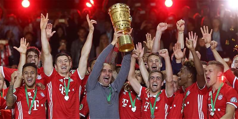 Ramos se quedó sin la Copa de Alemania: Bayern la ganó en penaltis