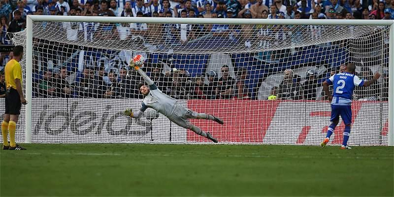 El Braga venció en penaltis a Porto y se quedó con la Copa de Portugal