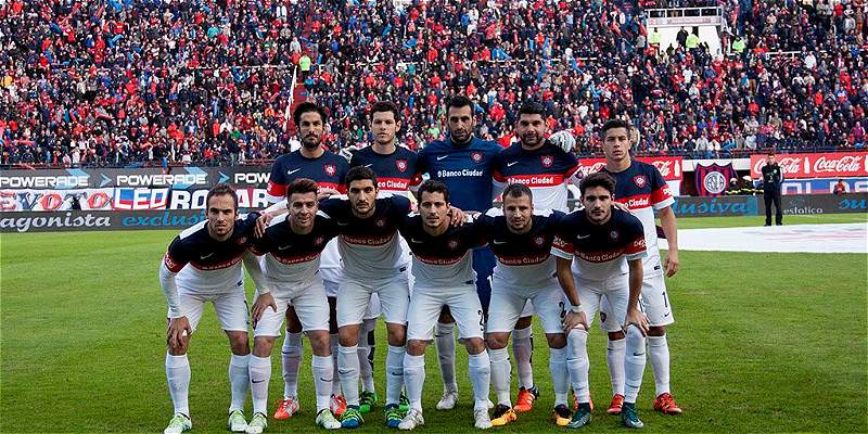 Pedro Franco jugará la final de la Liga de Argentina con San Lorenzo