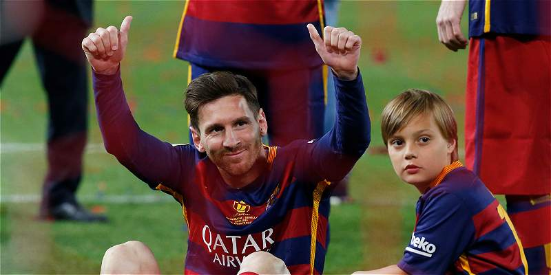 Messi, el mejor del mundo para los jugadores de la Bundesliga