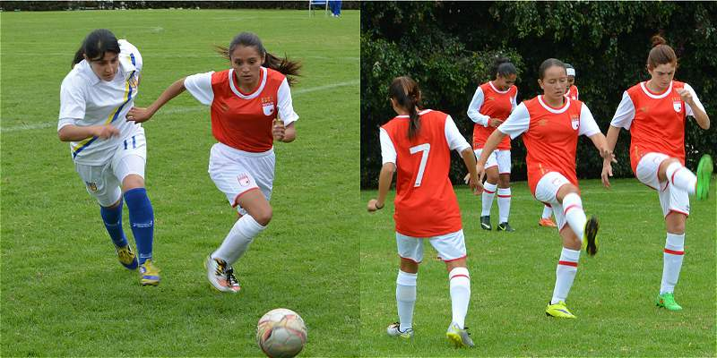 Santa Fe femenino (COLLAGE)