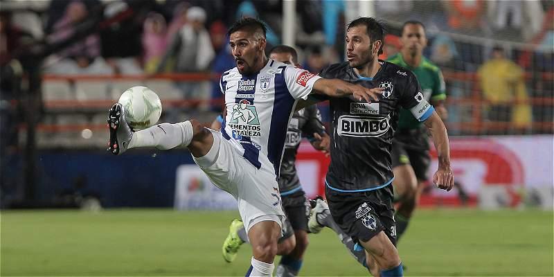 Pachuca se llevó el primer \'round\' en la final: 1-0 sobre Monterrey
