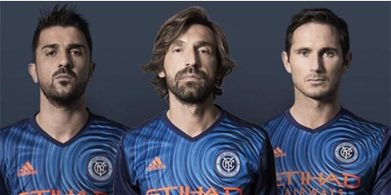 Pirlo es el jugador que más vende camisetas en la MLS