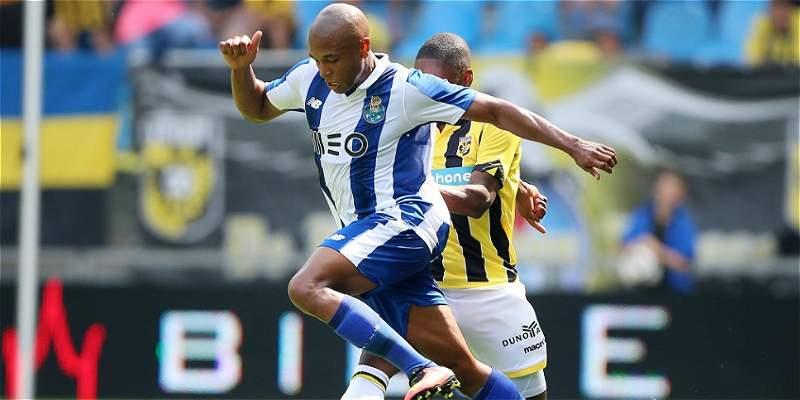 Porto, sin Quintero, le ganó 1-2 al Vitesse, en juego preparatorio