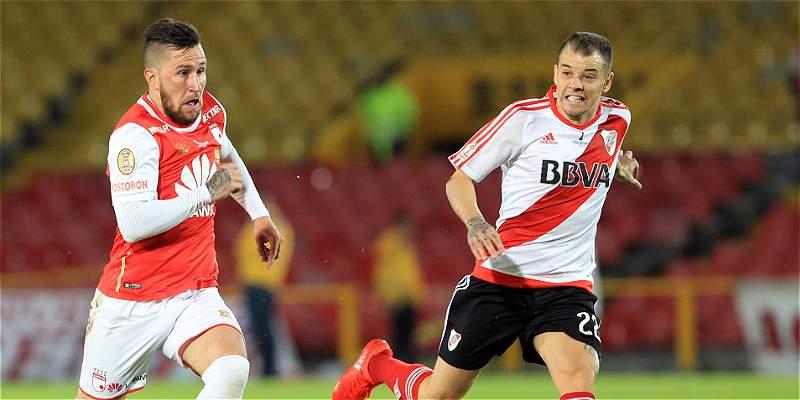 Santa Fe River Plate Copa Sudamericana