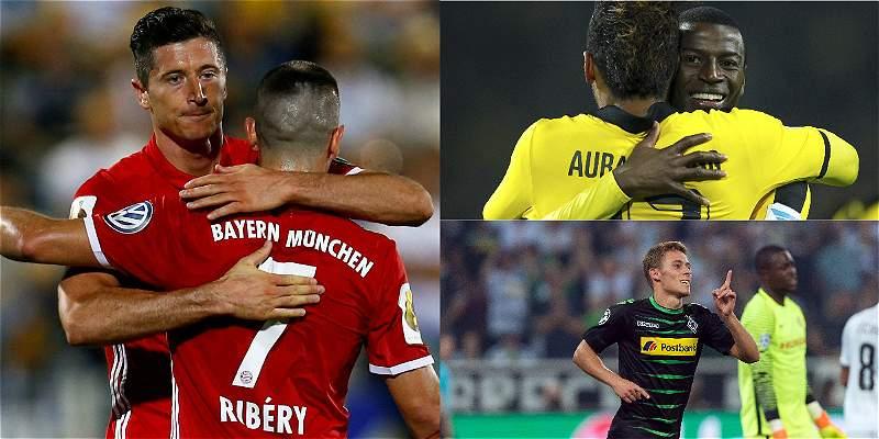 Comienza la Bundesliga: así será la primera jornada del fútbol alemán