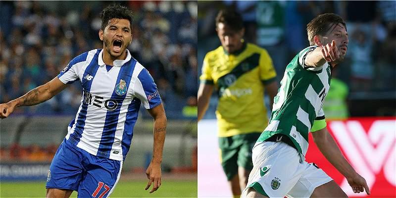 Sporting vs Porto: el juego más importante de la fecha 3 en Portugal
