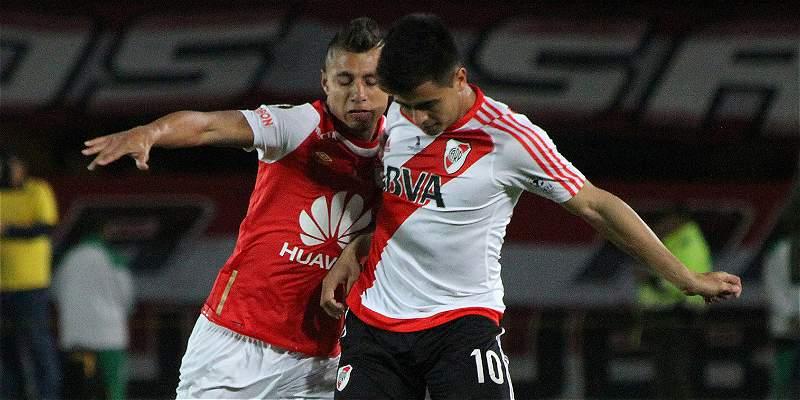 Reviva acá: River Plate vs. Santa Fe por la Recopa Sudamericana