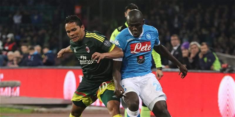 Nápoles vs. Milan, duelo destacado en la segunda jornada de la Serie A