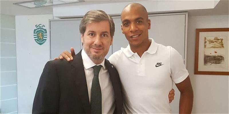 João Mário fue vendido a Inter de Milán por 45 millones de euros