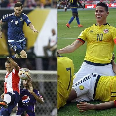 La agenda futbolera de FUTBOLRED