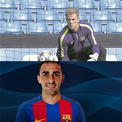 Hart, Rémy, Alcácer, Pérez