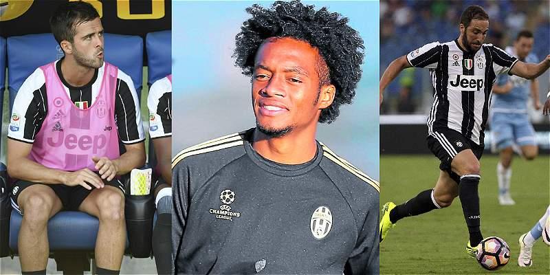 Juventus marcó el paso de los fichajes en el fútbol italiano