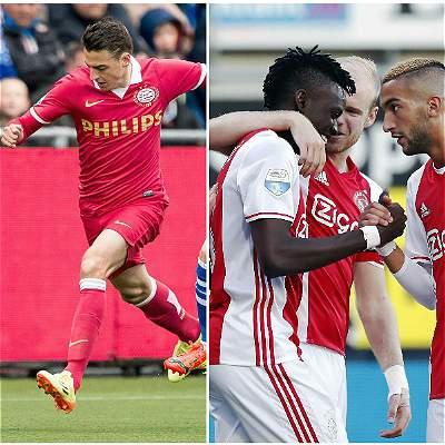 Feyenoord - Ajax, lo más destacado en la fecha 10 de la Liga holandesa