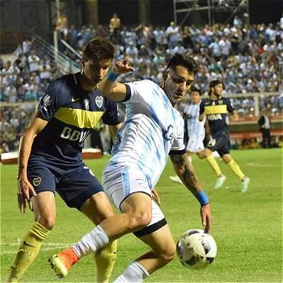 Atlético Tucumán- Boca Juniors