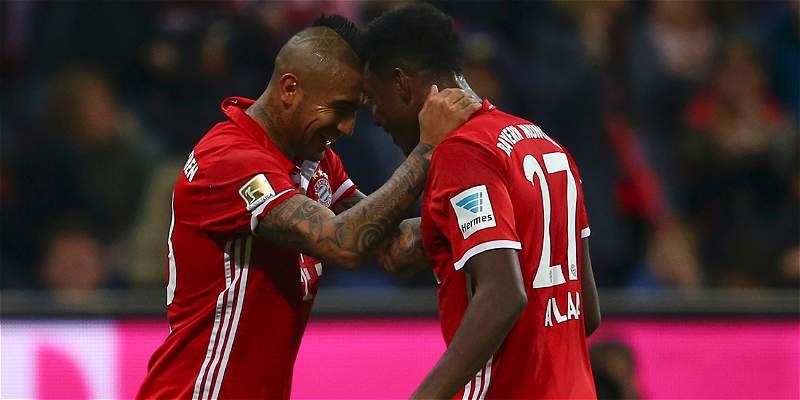 En la Copa de Alemania, Bayern Múnich recibe al Augsburgo