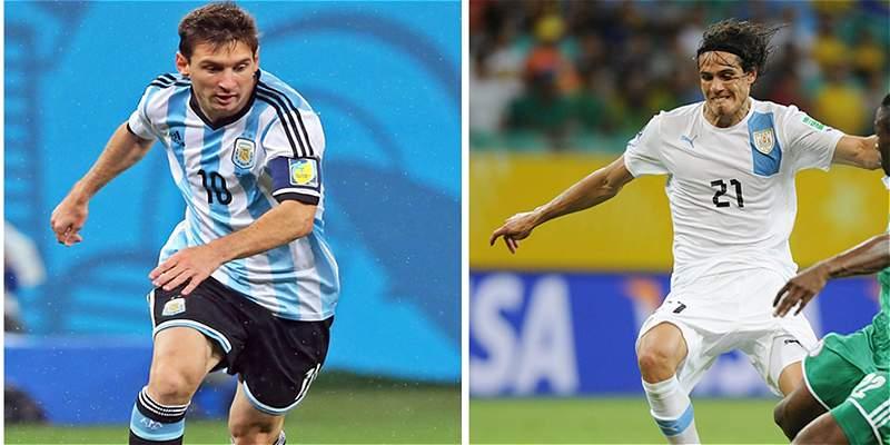 Argentina Uruguay Mundial