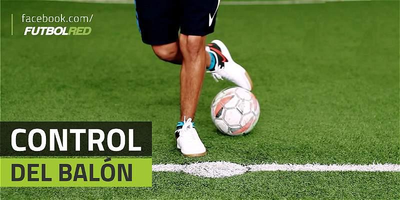 Aprenda con FUTBOLRED técnicas para mejorar el control del balón