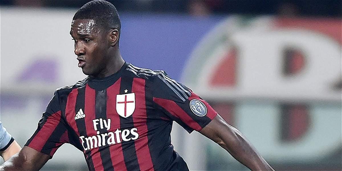 Zapata sería titular contra Inter por lesión muscular de Romagnoli