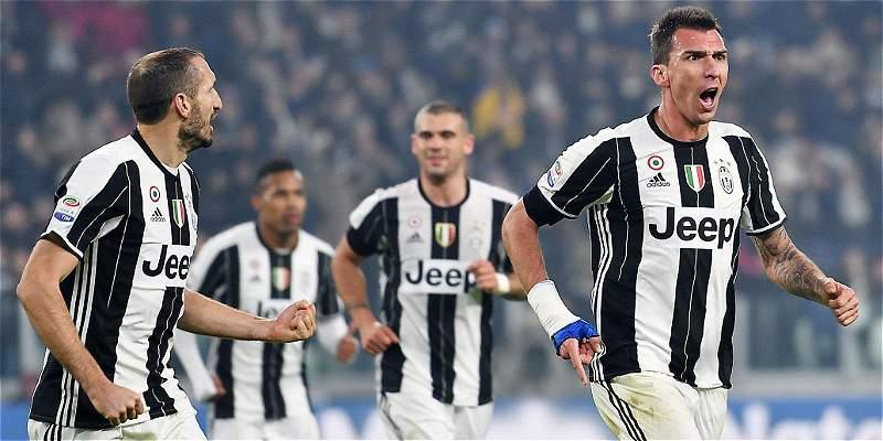 Cuadrado: 14 minutos en la victoria 3-1 de Juventus sobre Atalanta