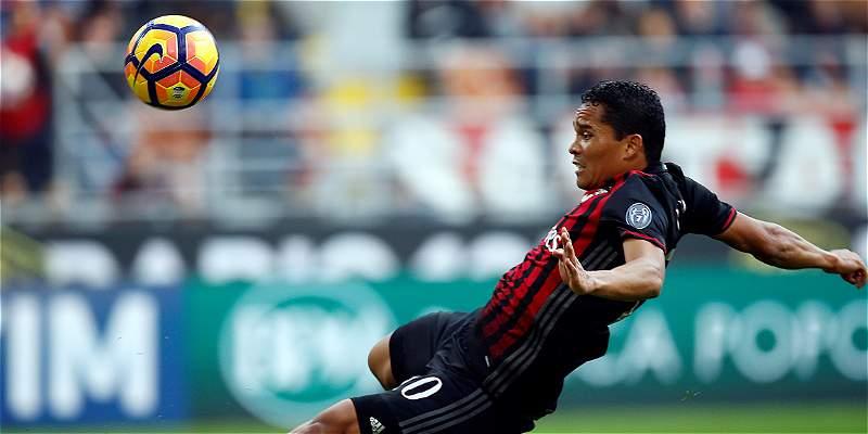 Arsenal, firme para contratar a Carlos Bacca: lo buscaría para enero