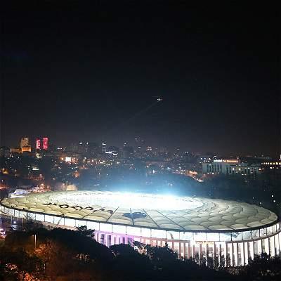 Estadio de Estambul