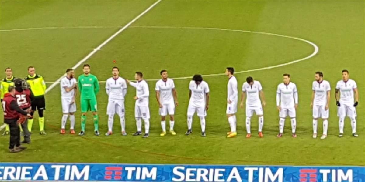 Fiorentina, con Sánchez los 90, cayó 1-0 con Génova en duelo aplazado