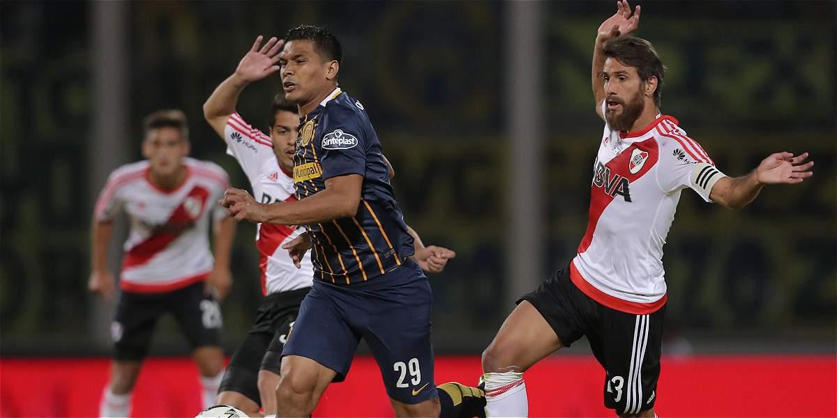 'Teo' y Rosario Central se quedaron sin Copa Argentina: River ganó 4-3