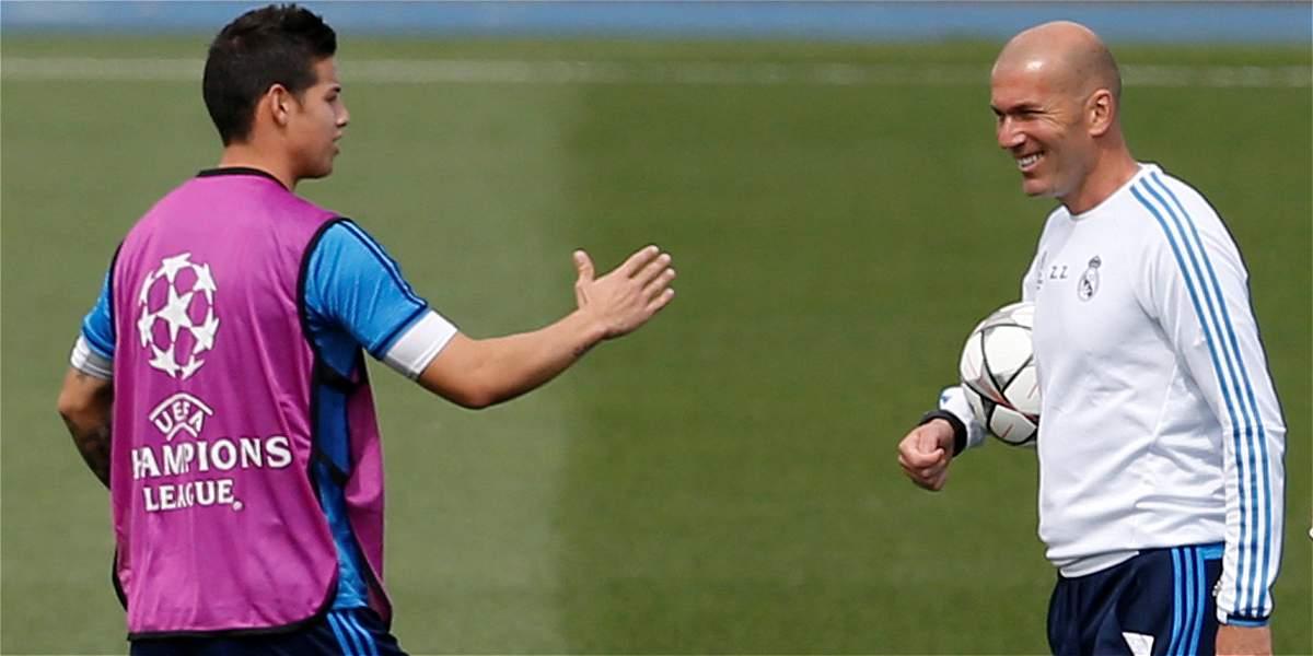 Así votó James Rodríguez por el Premio 'The Best', de la Fifa