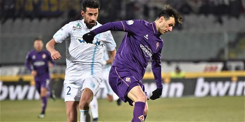 Fiorentina Chievo Copa Italia