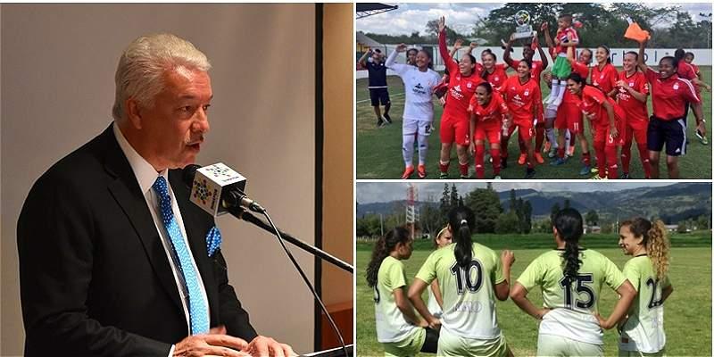 Polémica en el fútbol femenino por los procesos de formación