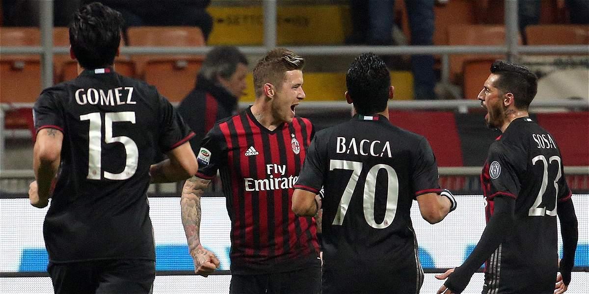 Milan recompone su camino en la Serie A: derrotó 2-1 a Fiorentina
