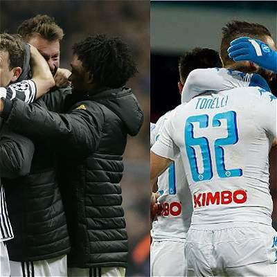 Con Cuadrado en los convocados, Juventus enfrenta a Nápoles en Copa