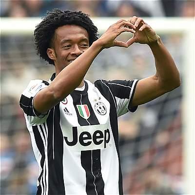 Con gol de Juan Cuadrado, Juventus venció 1-0 a Sampdoria, de Muriel