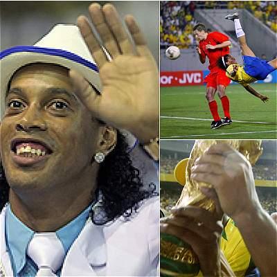 Ronaldinho cumpleaños/Galería