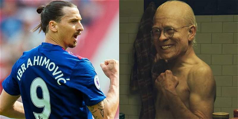 La descabellada comparación de Zlatan Ibrahimovic con un personaje de ficción