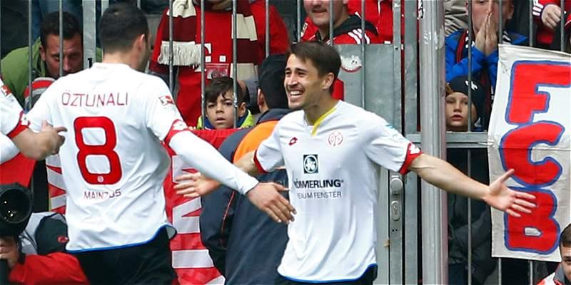 Bojan, primer español en marcar en cuatro grandes ligas de Europa
