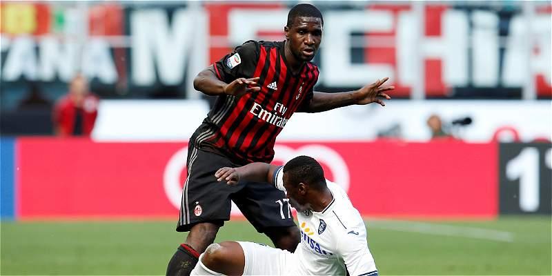 Milan se aleja de los cupos internacionales: perdió 1-2 con Empoli
