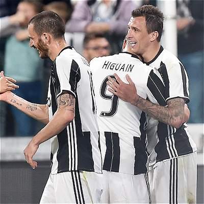 Juventus Genoa Serie A Italia