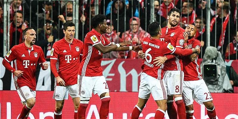 Bayern podría coronarse campeón este fin de semana en la Bundesliga