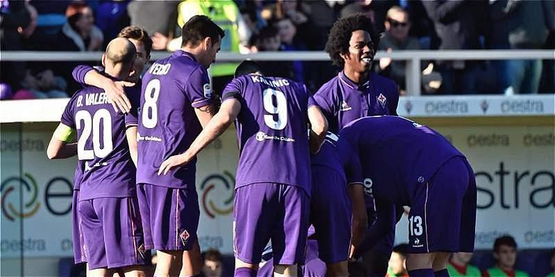 Carlos Sánchez Fiorentina