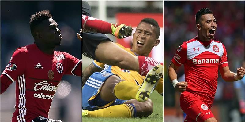 Enfrentamiento colombiano en las semifinales de la Liga de México