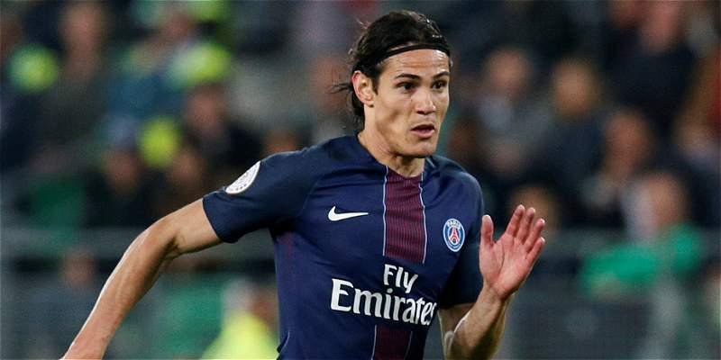 Cavani, elegido como el mejor jugador de la temporada en Francia