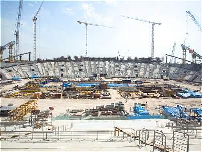 Estadio Khalifa International de Catar/GALERÍA