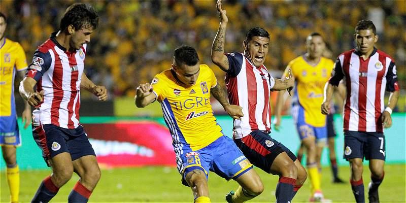 Tigres y Guadalajara