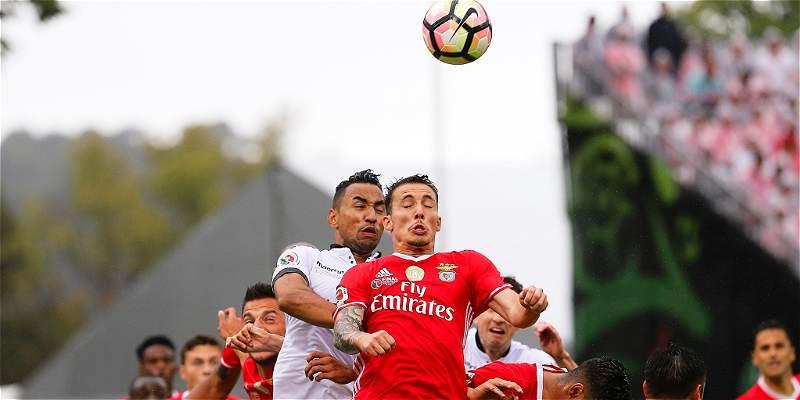 Benfica y Vitória Guimaraes