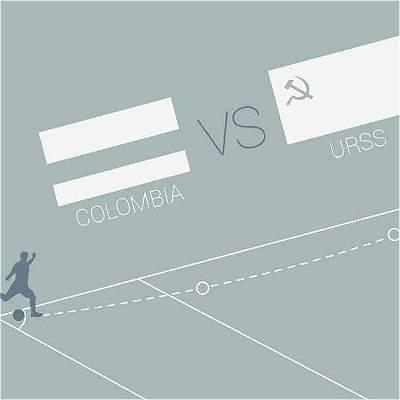 Infografía: así fue el gol olímpico de Marco Coll en el Mundial de Chile-1962