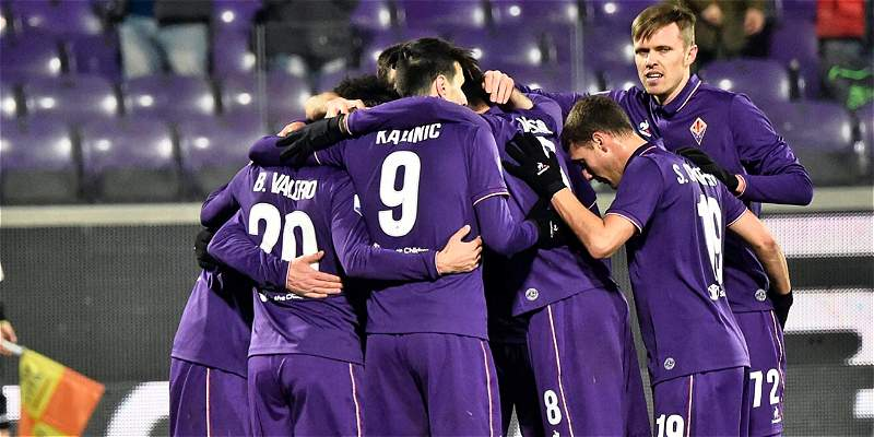 Fiorentina, a la venta