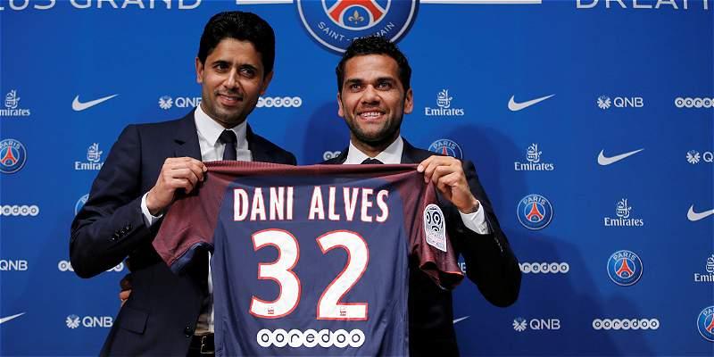 Dani Alves y otros futbolistas que \'bailaron\' al ritmo de los millones