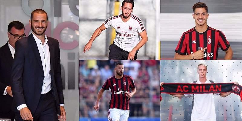 Milán 2017-2018